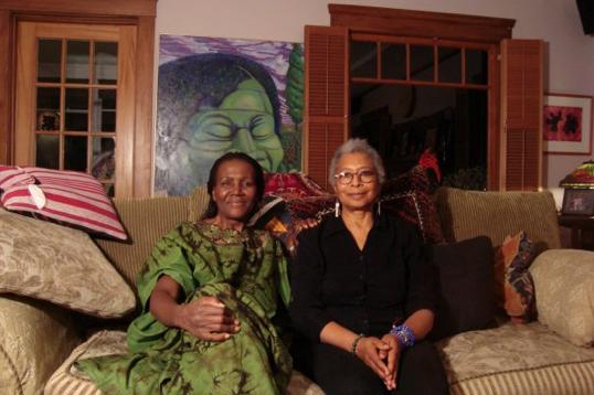 Alice & Kwamboka
