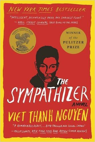 The Sympathizer Book Cover Viet Thanh Nguyen