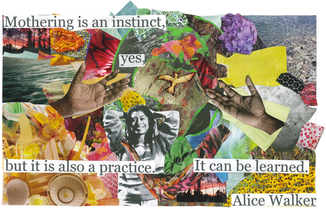 """alice walker the flowers From """"democratic motherism"""" in the world will follow joy: turning madness into flowers alice walker 