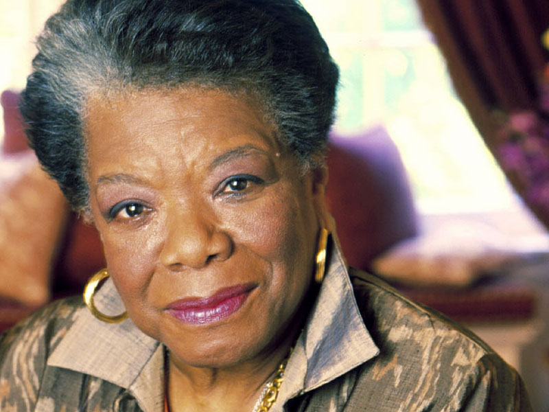 maya angelou interesting facts