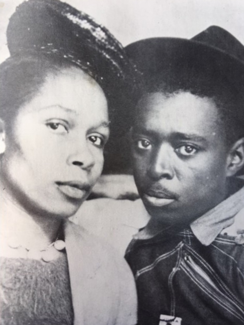 Alice Walker Mother and Father, Minnie Tallulah, Grant Walker