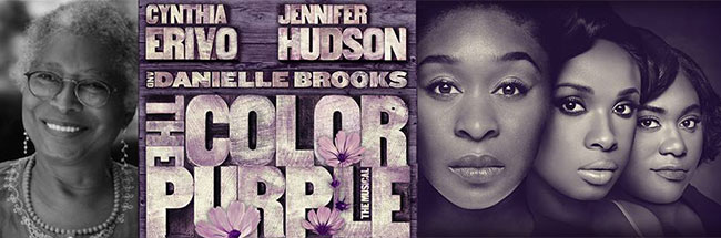 Alice Walker The Color Purple Broadway 2016