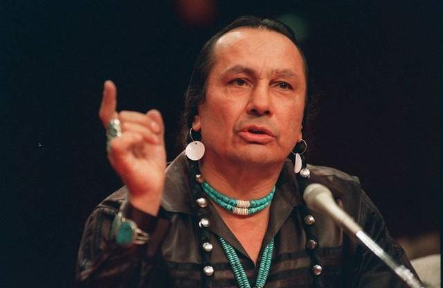 Brother Russell Means