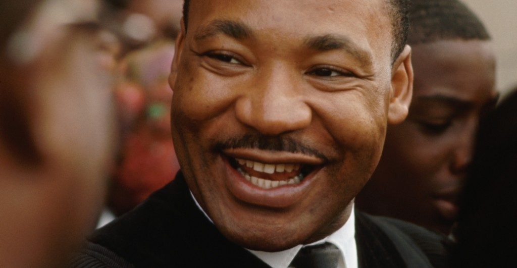Nobel Peace Prize Martin Luther King