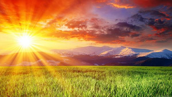 Sunrise image for alicewalkersgarden Dont Despair Post Nov 9 2016