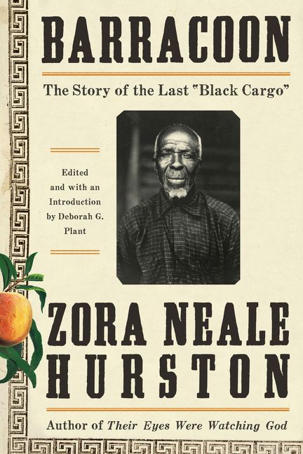 "Book Jacket - With Our Grief: Reading Barracoon: The Story of the Last ""Black Cargo"""