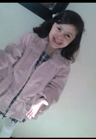 10 year old Zeina Abu Dabous wrote letter before bombed and killed 2021-05
