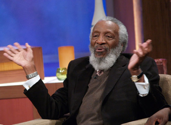 Dick Gregory AliceWalkersGarden.com