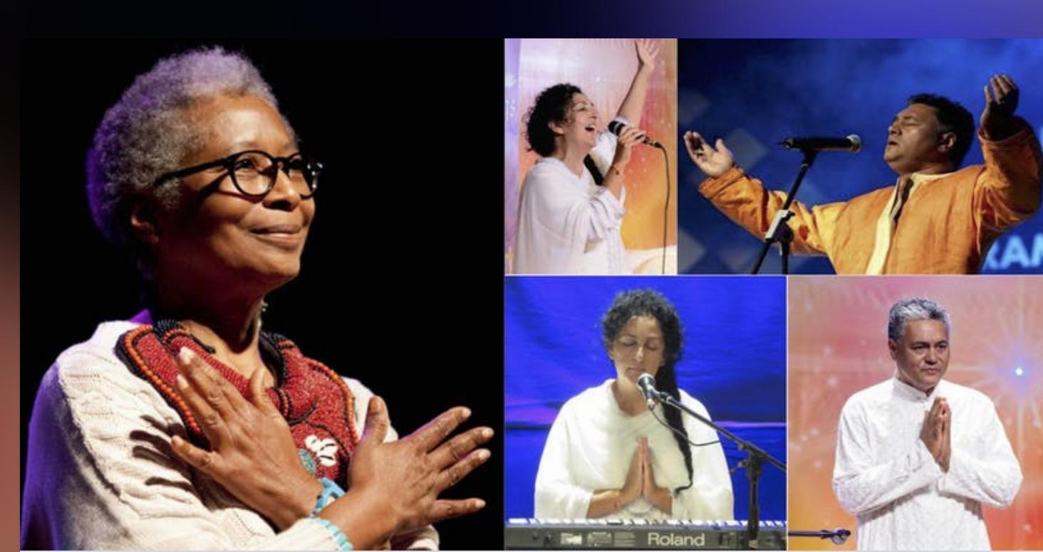 Event Alice Walker and Desert Rose 09-21-2018  First Congregational Church of Oakland