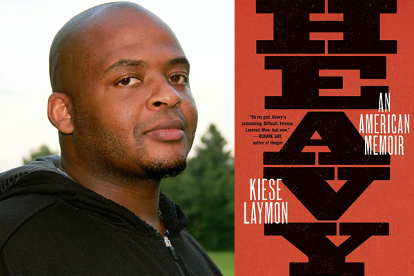 Kiese Laymon Heavy book cover Alice Walkers Garden