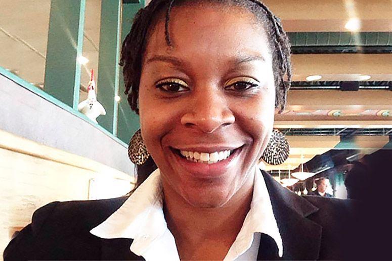 Sandra Bland Smiling