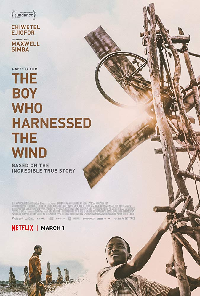 The Boy Who Harnessed the Wind AWG 2019 Alice Walker