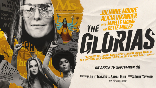 The Glorias (Film) Gloria Steinem