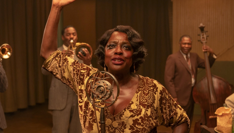 Viola Davis in Ma Rainey's Black Bottom Ma-Rainy Alice Walkers Garden