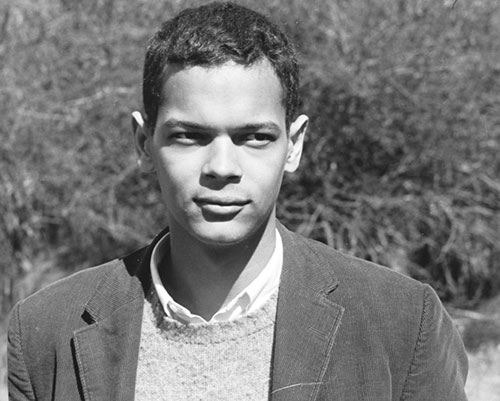 Julian Bond 1963 Alice Walker - AliceWalkersGarden.com