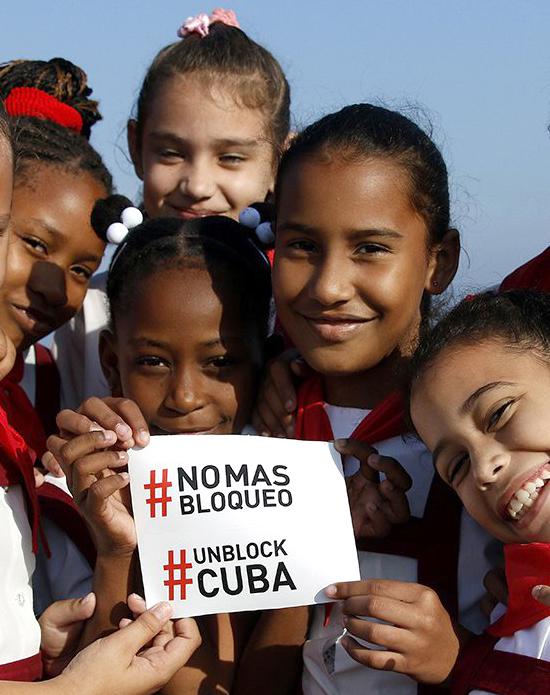Cuba Code Pink Campaign Biden 2021-07