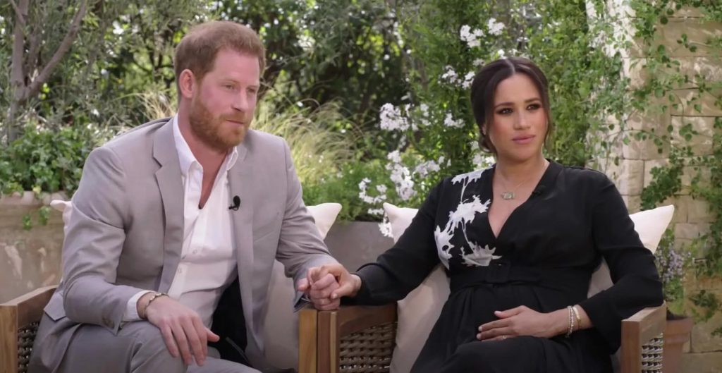 harry and meghan oprah interview 2021-03