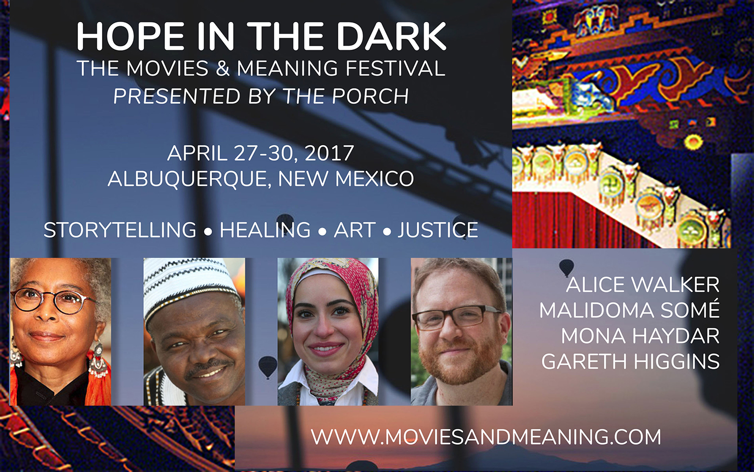 Movies Meaning Festival April 27-30 Announcement